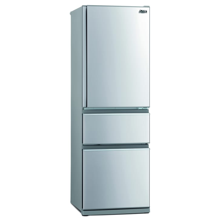 Mitsubishi 405 Litre Connoisseur Fridge Freezer