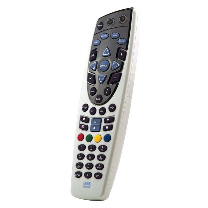One For All Replacement Remote Control for SKY