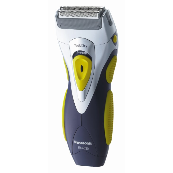 Panasonic Wet & Dry Double & Blade Electric Shaver