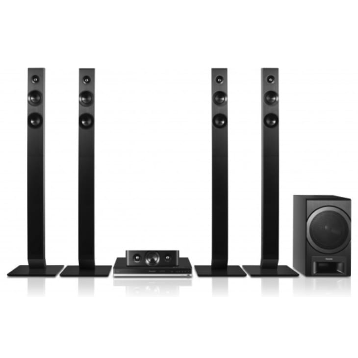 Panasonic 3D Blu-ray Home Theatre