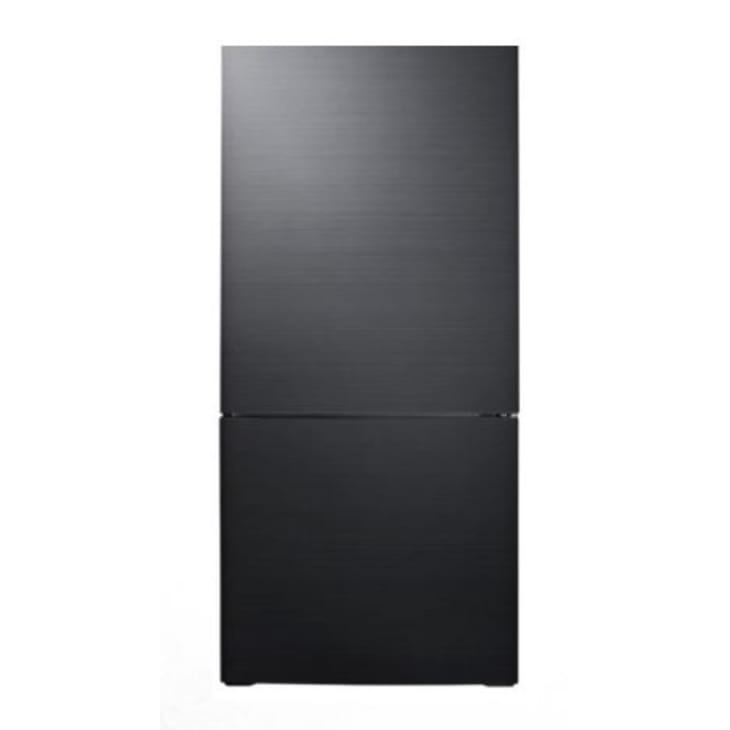 Samsung Black 450L Bottom Mount Refrigerator