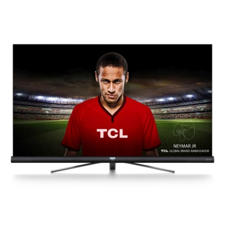 """TCL 49"""" 4K QUHD Smart TV"""