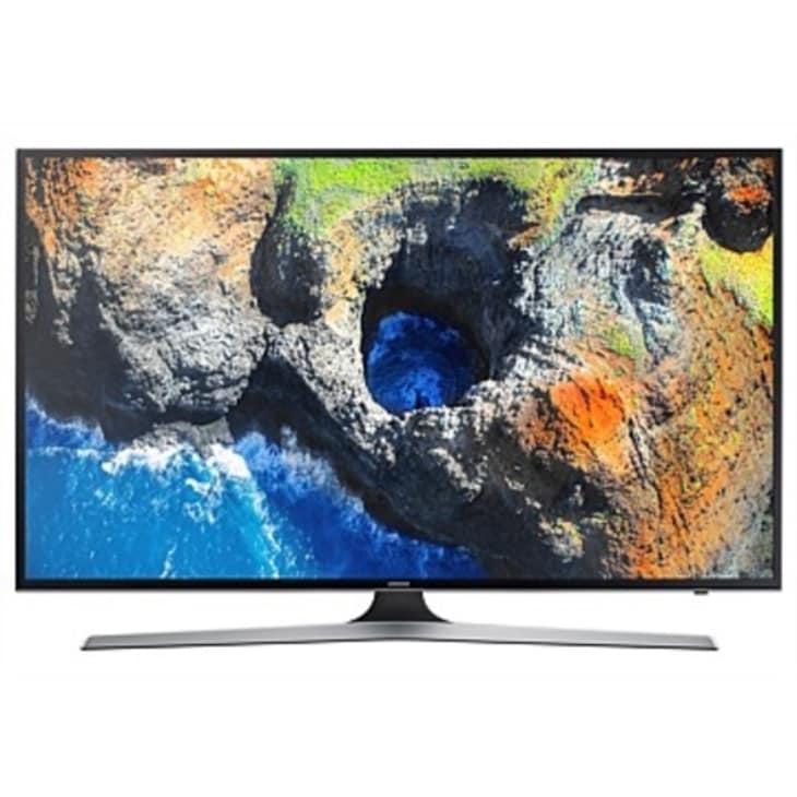 "Samsung 75"" 4K UHD Smart TV Dual Tuner"