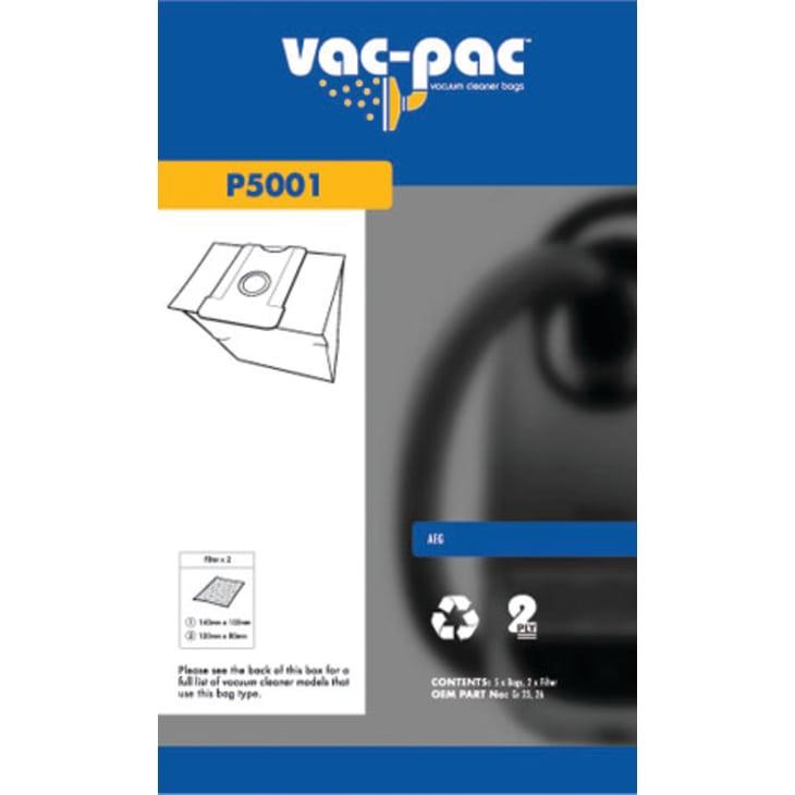 Vac-Pac Vacuum Cleaner Bags