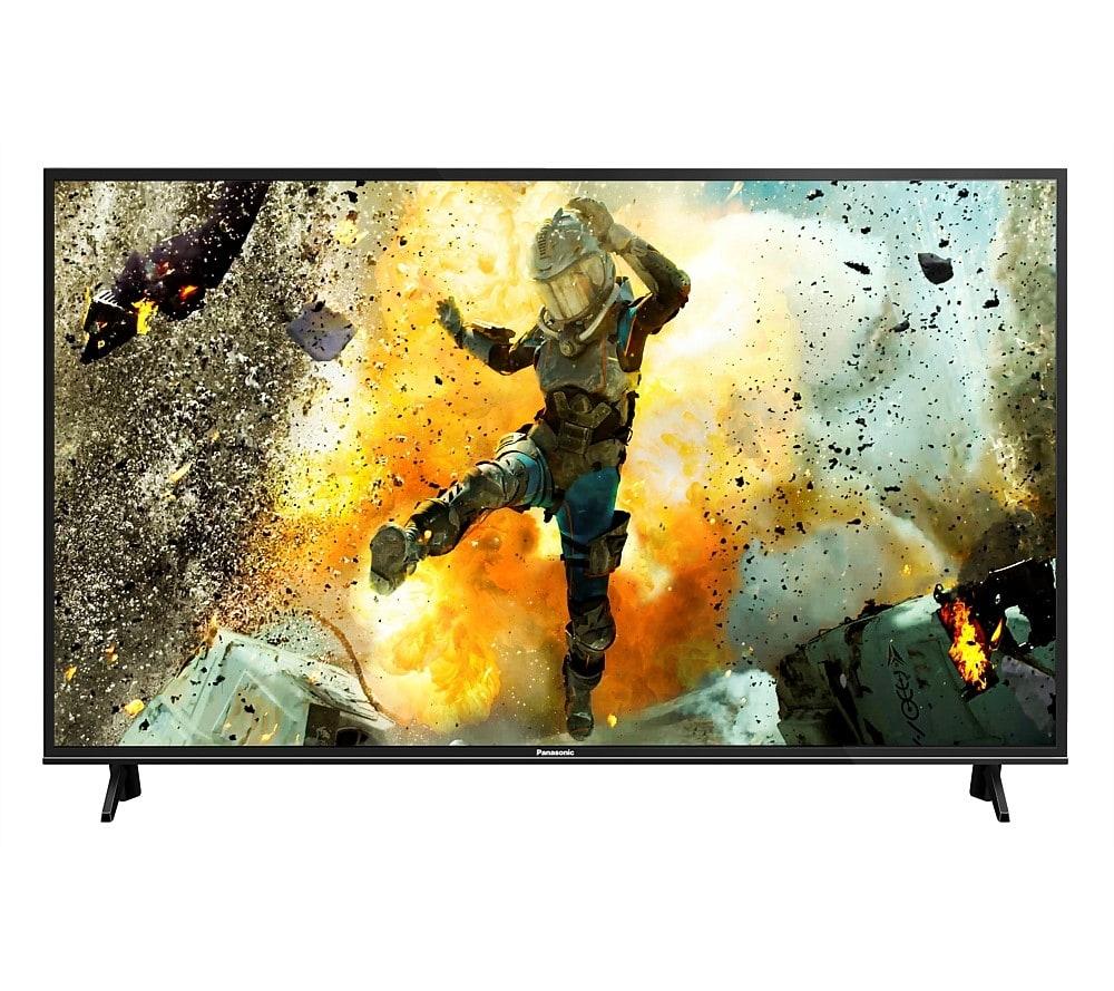 """Panasonic49"""" 4K UHD LED Smart TV"""