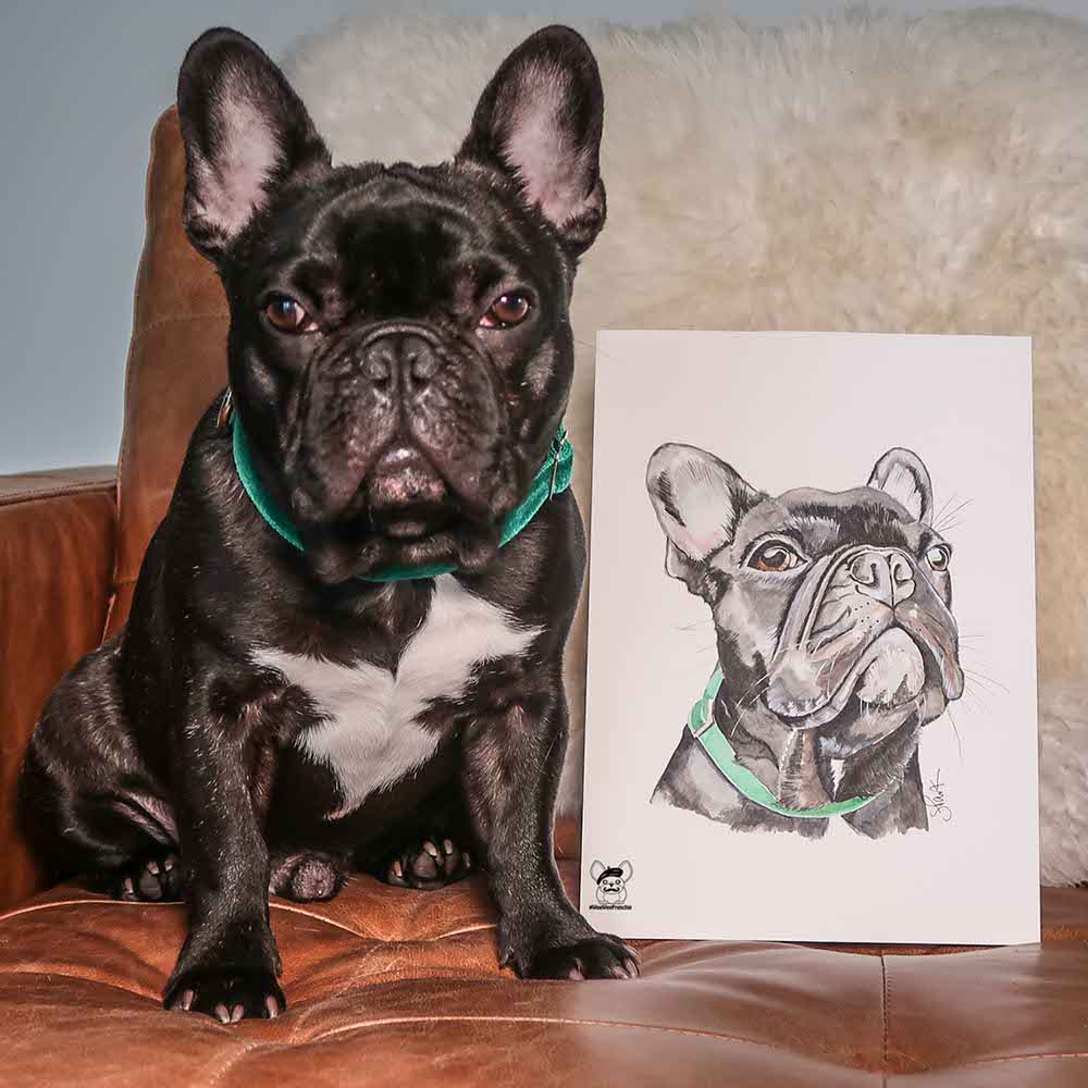 Turn Your Dog into a Masterpiece