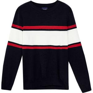 Block Striped Colour Colour Colour Block Sweater Striped Striped Block Sweater Nvmn08wO