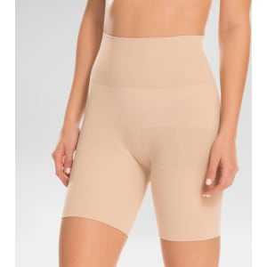 808b226210 Assets by Spanx Women s Remarkable Results Mid-thigh Shaper - Light ...