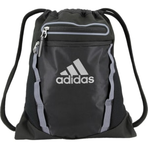various colors 542c1 e0f19 Adidas Rumble Ii Drawstring Backpack Accessories (Black Onix Silver ...