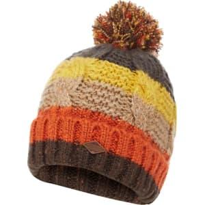 Mantaray - Multi-Coloured Striped Bobble Hat from Debenhams. 9811faf2b56