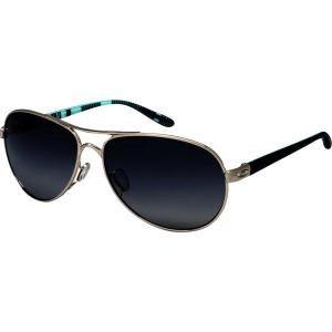 5d59193b94 Oakley Oo4079 Feedback Polarised Aviator Sunglasses