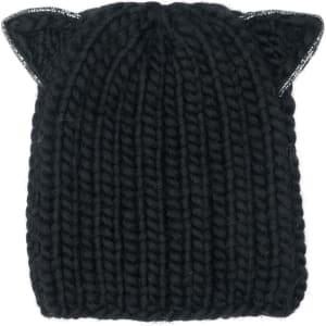 714fd09cd79 Women s Eugenia Kim Felix Cat Ears Wool Knit Beanie - Black from ...