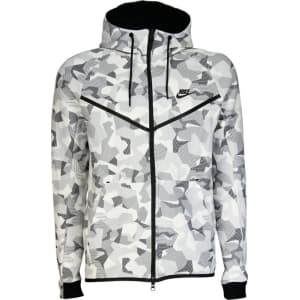 Nike Tech Fleece Camo Windrunner - Men Hoodies from Foot Locker. 004781e5486