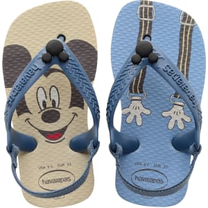 589948f107c3a8 Havaianas Baby Disney Classics Mickey Mouse Beige - Baby from Havaianas.