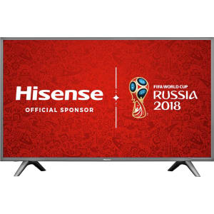 Hisense H43n5700 43 Inch 4k Ultra Hd Smart Tv With Hdr From Argos