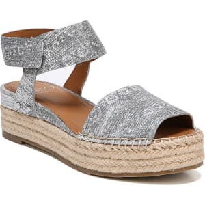 Sarto by Franco Sarto Oak Ankle Strap Espadrille Sandals