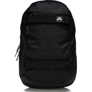 e7605edf0622 Nike Sb Courthouse Backpack Accessories (Black) from Famous Footwear.