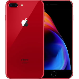 Iphone 8 Plus 256gb Product Red Tm Sprint Sim Apple From Apple
