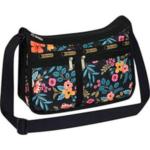 71e8079e38 Lesportsac Deluxe Everyday Bag - Marion Floral from Boscov s.