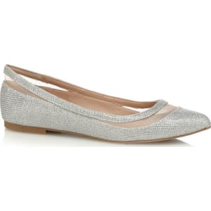 02f54850a77 Call It Spring - Silver 'Rottaro' Pointed Shoes