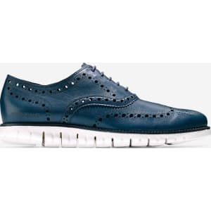 70f414b70e6db1 Cole Haan Mens Zerogrand Wingtip Oxford Shoes from Cole Haan.