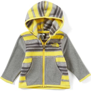 c7a0c67e8 The North Face Baby Boys 3-24 Months Glacier Full-Zip Hoodie Jacket