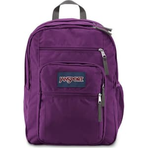 5b8d27845 Jansport Big Student Backpack-Vivid Purple from Boscov's.