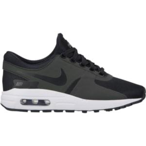 Boys Nike Air Max Zero - Grade School - Black Black Wolf Grey White ... b99c0cb10