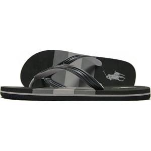 a52cb6406a6 Polo Ralph Lauren Whitlebury Ii Flip Flops - Black - Mens from JD ...