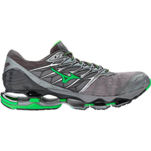 f003905adc50 Mizuno Men's Wave Prophecy 7 Running Shoes, Grey from Finish Line.