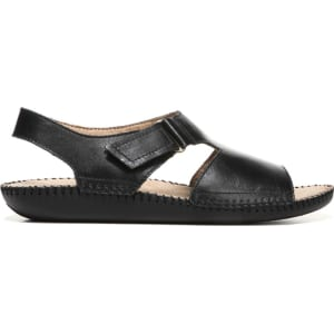 Scout Sandals Classic Blk Leather
