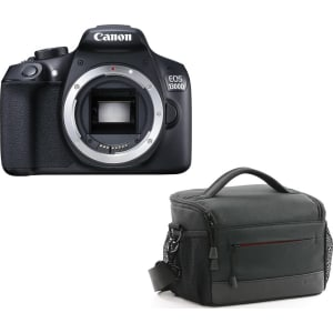 Canon Eos 1300d Dslr Camera & Bag Bundle