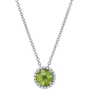 Womens lafonn birthstone halo pendant necklace from nordstrom womens lafonn birthstone halo pendant necklace aloadofball Choice Image