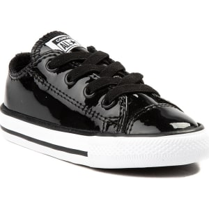 best service 145cf 5bbe6 Toddler Converse Chuck Taylor All Star Lo Patent Leather Sneaker ...