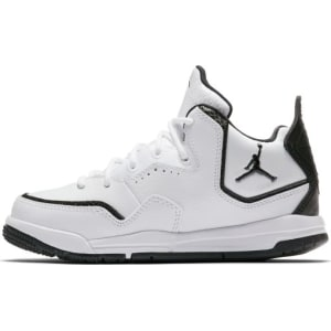 ea50c9d96404 Jordan Courtside 23 Younger Kids  Shoe - White from Nike.