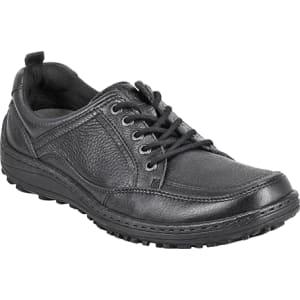 5adac00b3b9 Hush Puppies Belfast Oxford Mt - Black Leather