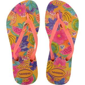 ed39e92df26f Havaianas Kids Slim Summer Flip Flops Banana Yellow - Kids from ...