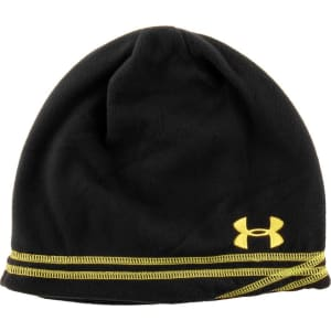 4a67710bfa7 Under Armour Blustery Beanie from Lids Locker Room.