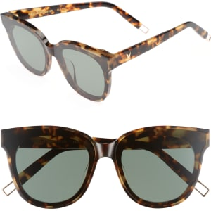 943ff691d2 Women s Gentle Monster in Scarlet 68mm Oversize Cat Eye Sunglasses ...