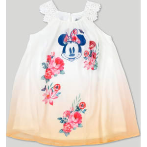 34fc9452292f Toddler Girls  Disney Mickey Mouse   Friends Minnie Mouse Short ...