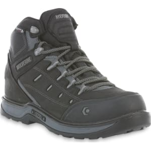 c62392d7a5f Wolverine Men's Edge Lx Waterproof Composite Toe Work Boot W10553 - Black,  Size: 8.5