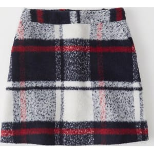 1e64eadfdc Plaid A-Line Mini Skirt from Abercrombie & Fitch.