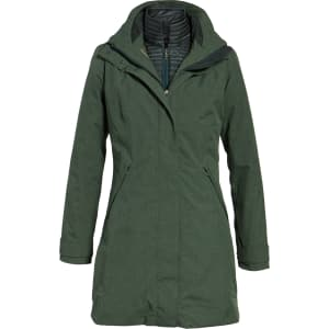4978c838 Women's Patagonia 'Vosque' 3-In-1 Parka, Size X-Small - Grey (Online ...