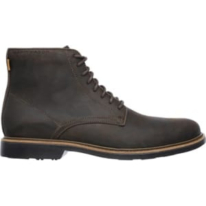 skechers memory foam boots