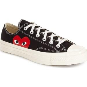 89eee677b923 Men s Comme Des Garcons Play X Converse Chuck Taylor Low Top Sneaker ...