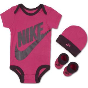 be648dabc Nike Futura Logo 3 Piece Gift Set - Unisex Tracksuits from Foot Locker.
