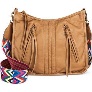 d8a12725d92 Women s Crossbody Hobo Handbag With Guitar Strap - Mossimo Supply Co ...