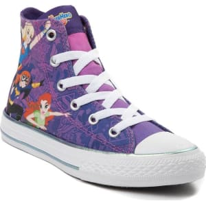e8866f8fbb5a Youth Converse Chuck Taylor All Star Hi Dc Comics Superhero Girls(tm ...