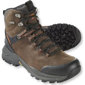 fa8786080d2dfe Men's Merrell Phaserbound Waterproof Hiking Boots from LL Bean.