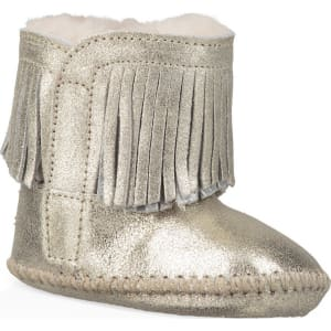 32c15b482e2 Ugg Girls Branyon Fringe Boots